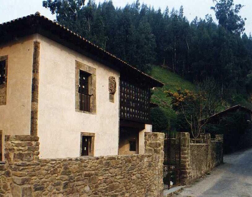 Casa Duró, Mieres