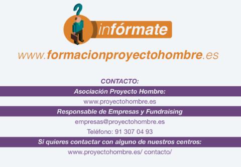 Información curso prevención laboral