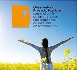 portada informe observatorio proyecto hombre
