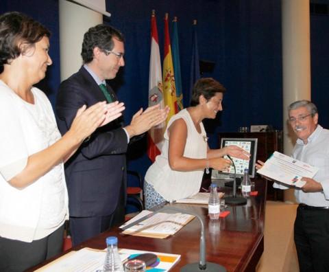 recepción diploma directorio empresas igualdad