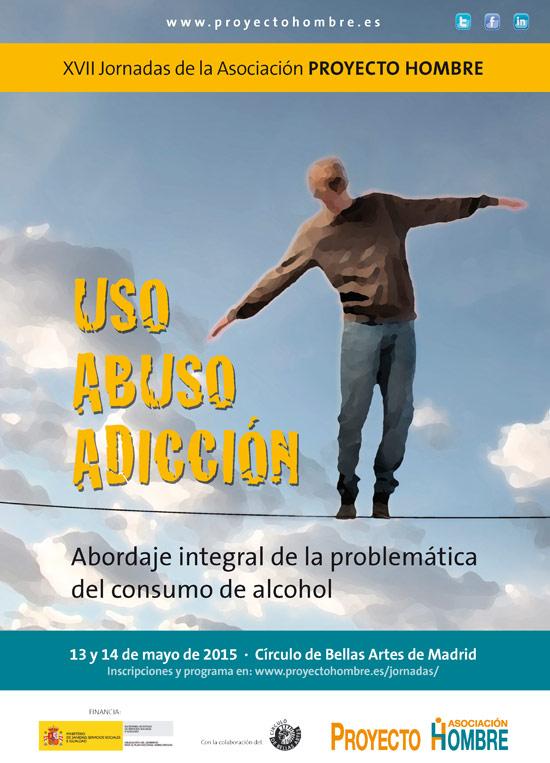 jornadas sobre alcohol asociación proyecto hombre