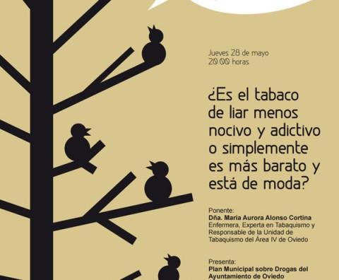 cartel tertulia mayo