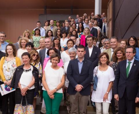 Foto grupo directorio igualdad 2015
