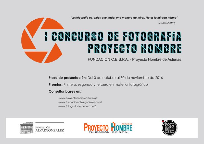 Primer Concurso de fotografía Proyecto Hombre