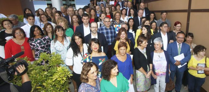 Foto de grupo de las empresas incluidas en el Directorio 2017
