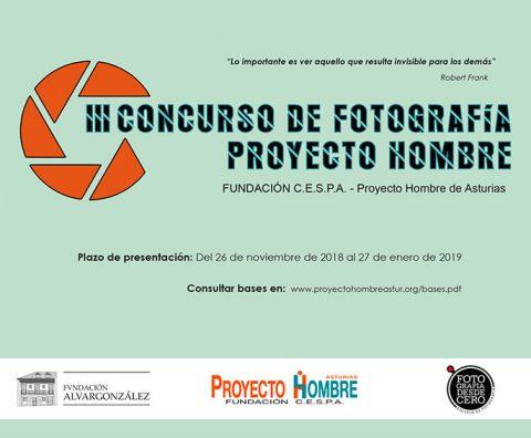 concurso fotográfico proyecto hombre
