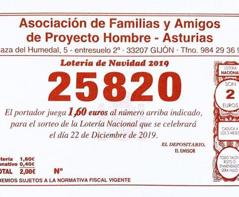 lotería 2019