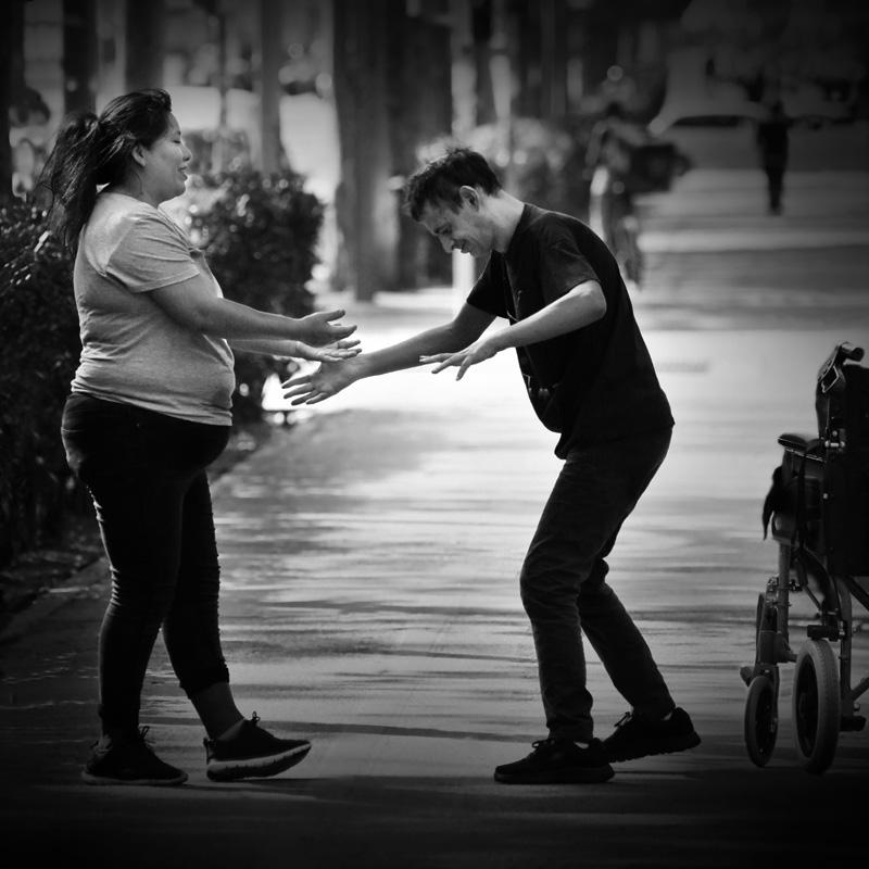"""foto ganadora """"lucha por la vida"""""""