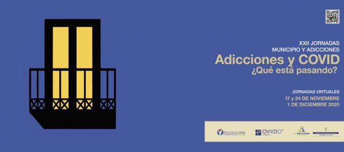 Cartel XXII Jornadas Municipio y Adicciones
