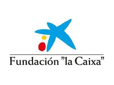 Fundación la Caixa logo