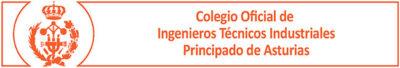 Logo Colegio oficial de Ingenieros Técnicos Industriales de Asturias