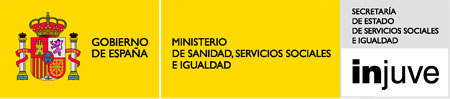 Logo Instituto de la juventud