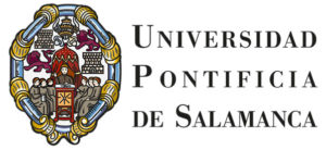 Logo Universidad Pontificia de Salamanca