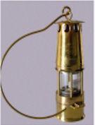 Lámpara de mina